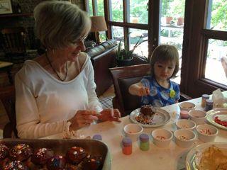Nanny and Cupcakes