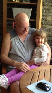 Mae and Papa