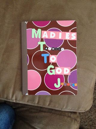 Madie's journal