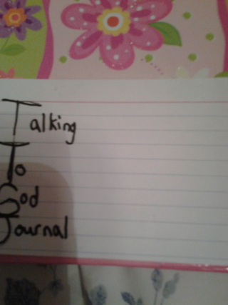 Alyssa's journal