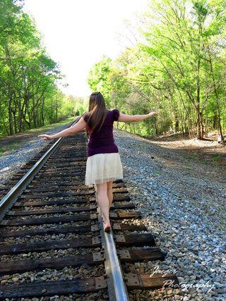 Melody on tracks