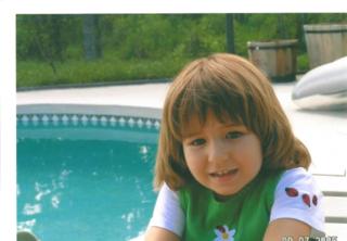 Amelia at 5