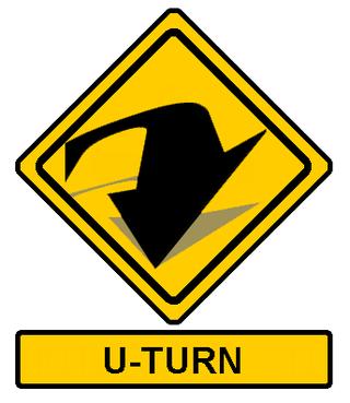 U-turn 3