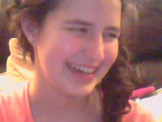 Amelia cracking up