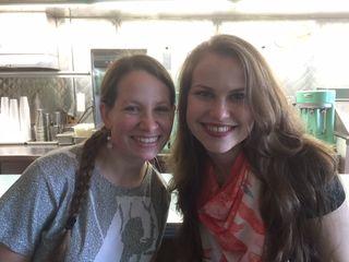 Sarah and Melody